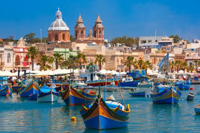 マルタの風景