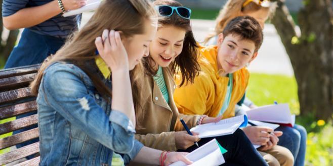 中学生の留学のイメージ画像