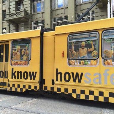 メルボルンの公共交通トラム