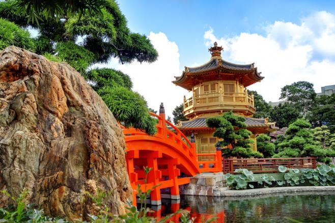 歴史をもつ香港