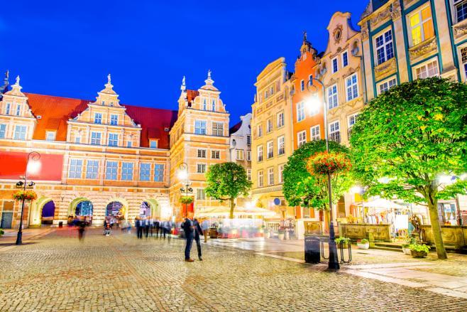 ポーランド留学の都市