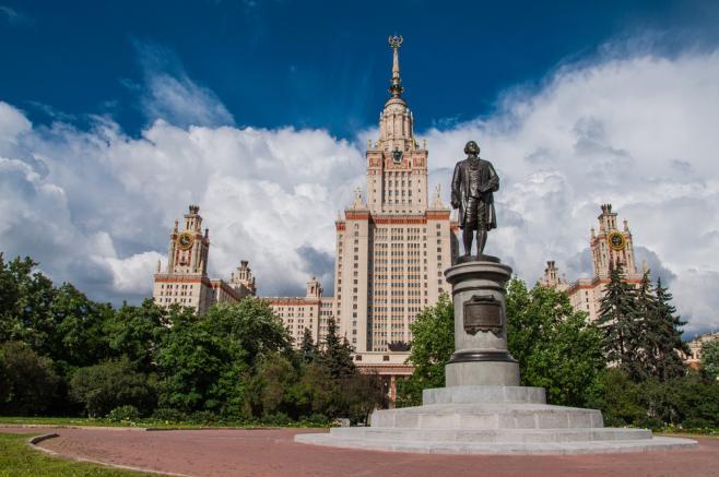 ロシアの大学