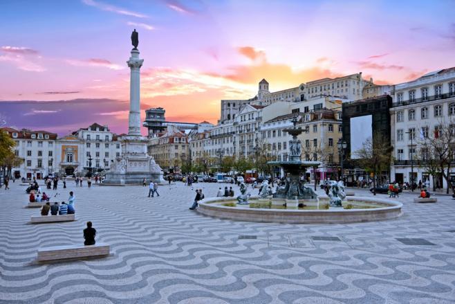 ポルトガルは東と西、両方の趣を感じられる街並み