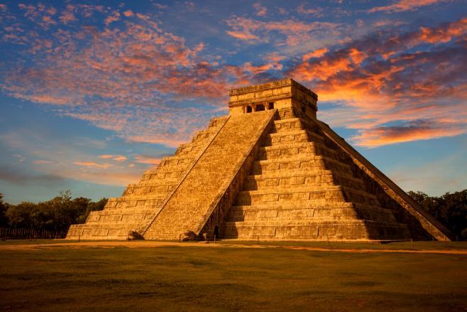 歴史ロマンあふれる建物や遺跡がたくさんあるメキシコ
