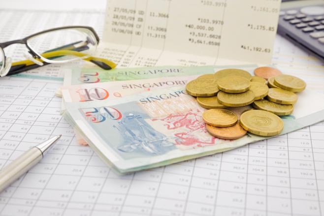 シンガポールのお金
