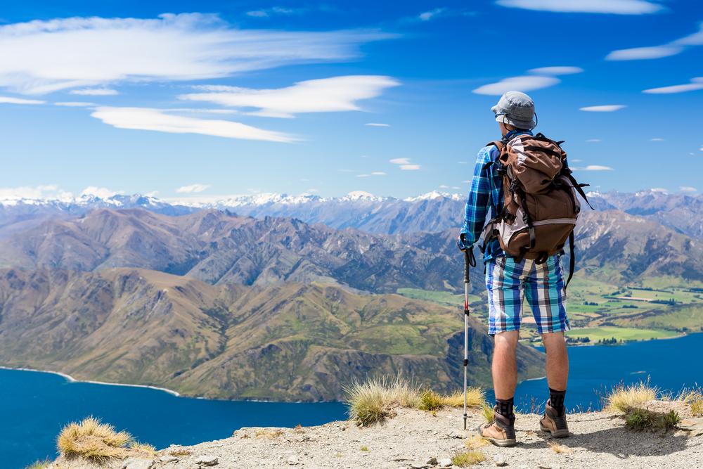 ニュージーランドの広大な自然!