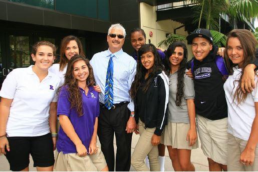 アメリカ・サンディエゴ高校留学 Rock Academy(3か月)