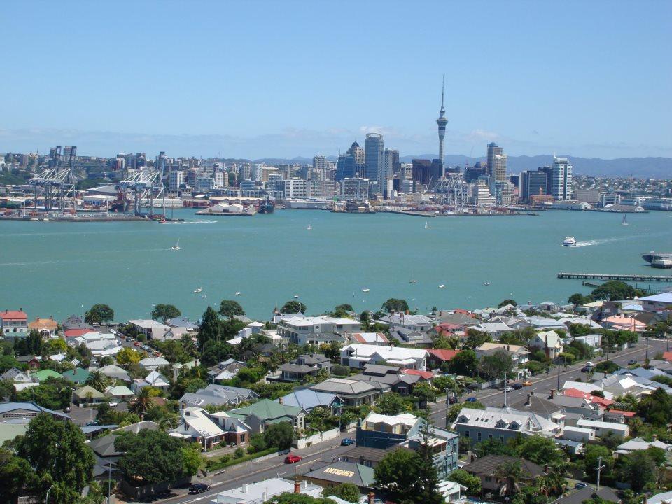 ニュージーランド語学留学!オークランドで徹底英語学習