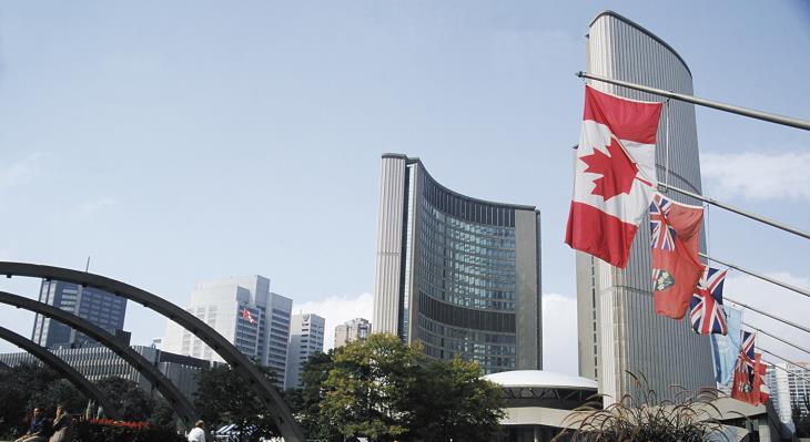 カナダの国際都市でワーホリに挑戦しよう!