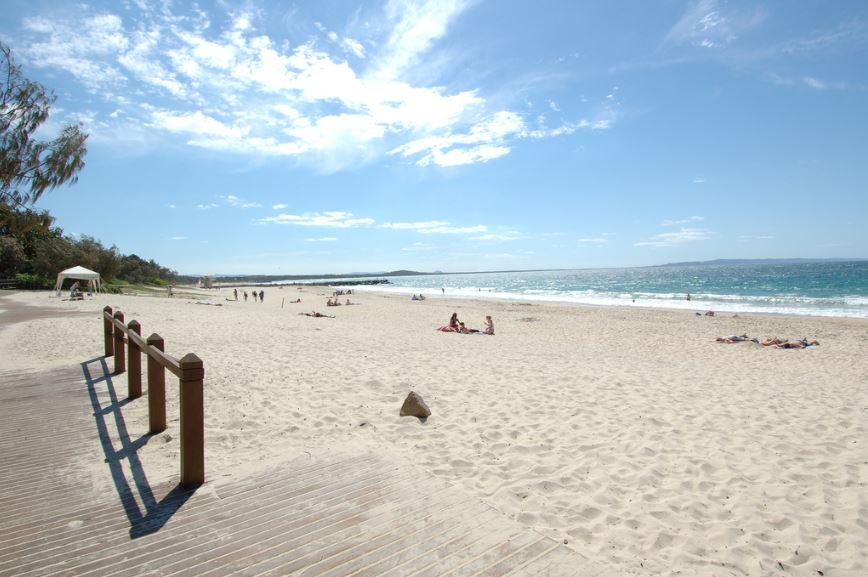 高級リゾート地のビーチでリフレッシュ!