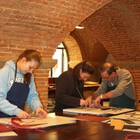 匠の技を直伝!革製品の本場フィレンツェで靴・カバンを学ぶ!