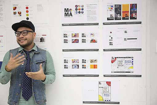 PARSONS グラフィックデザインコース