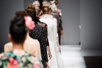 流行の最先端を行くニューヨークファッションウイーク
