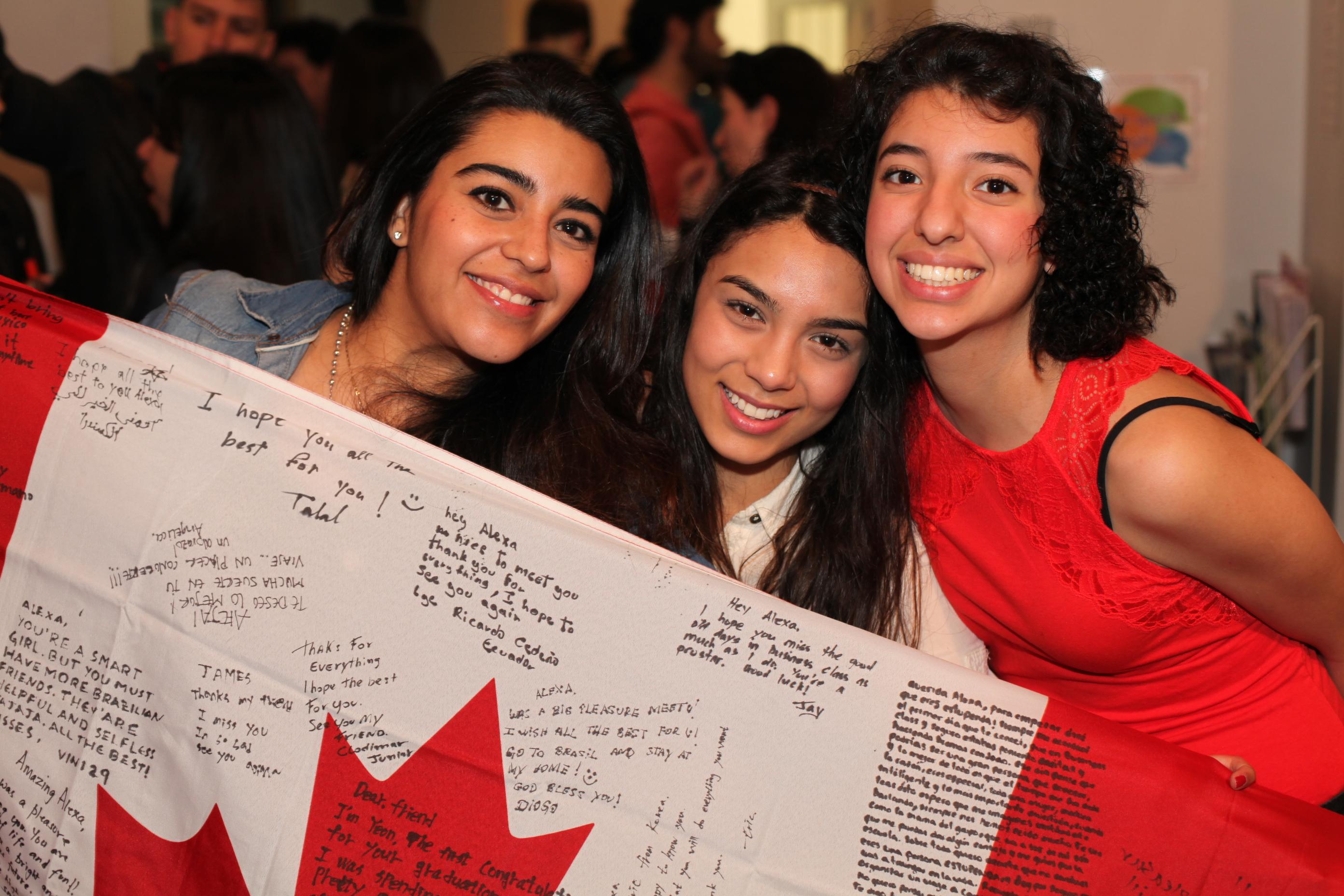 「人種のモザイク」カナダで世界一きれいな英語を学べます