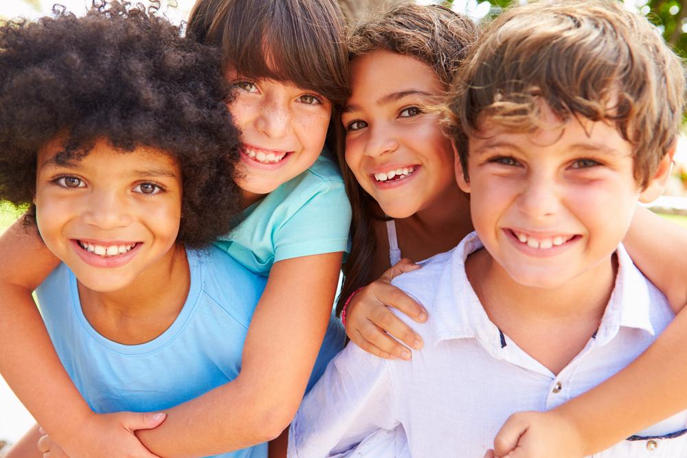子供たちの笑顔に癒されるオーペア留学