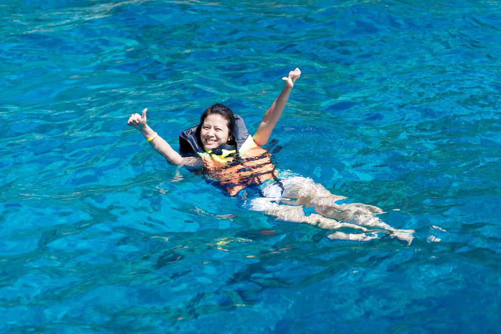 フィジーの綺麗な海で楽しむマリンスポーツ♪