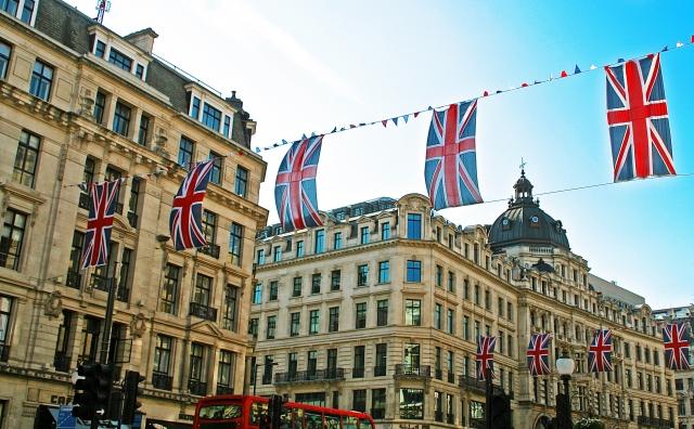 ヨーロッパの趣を感じるロンドンの街並み