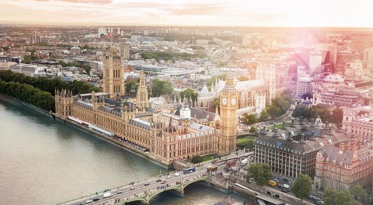 憧れのロンドン観光もお手軽に