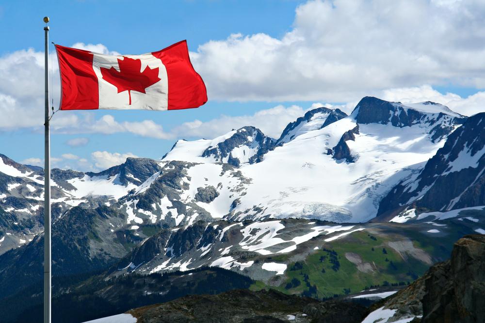 広大な自然が魅力的なカナダ
