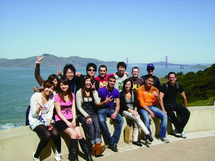 サンフランシスコのアットホームな学校♪初心者も安心の語学留学プログラム