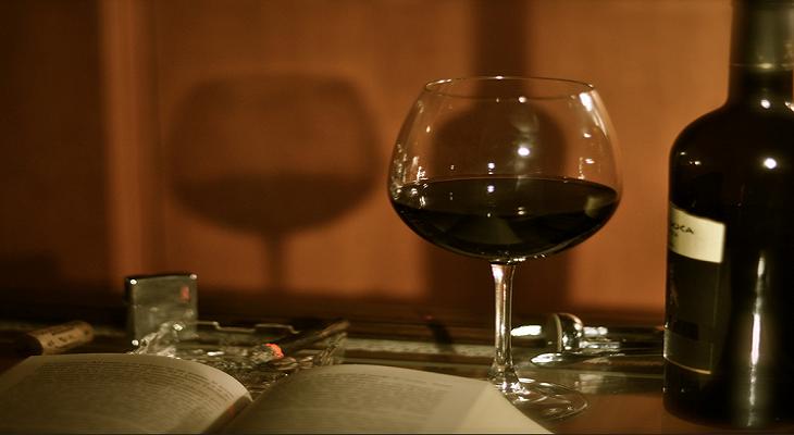 フランス語とワインの勉強