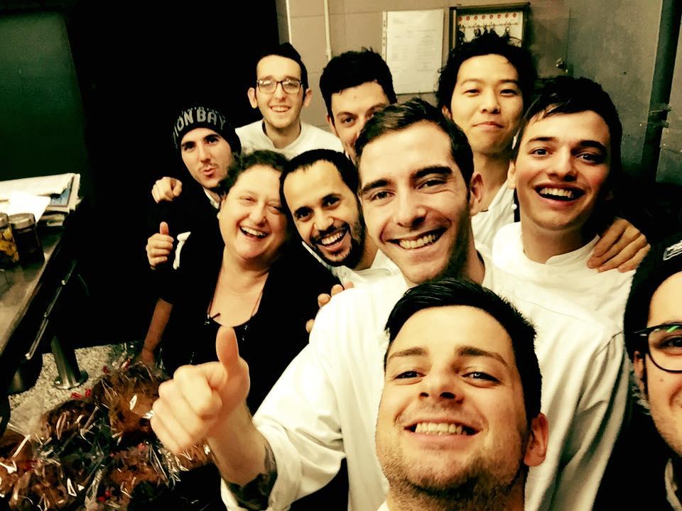 生きたイタリア料理が学べるレストランインターン!