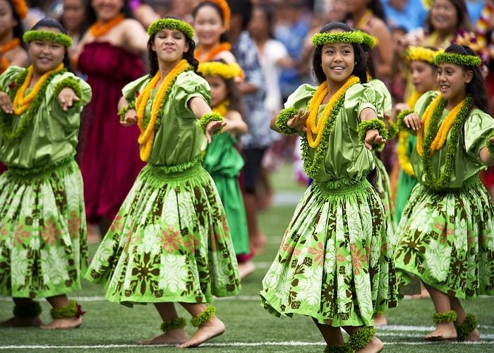 【英語+ハワイアンカルチャー体験】常夏のリゾート地ハワイでおケイコ留学♪