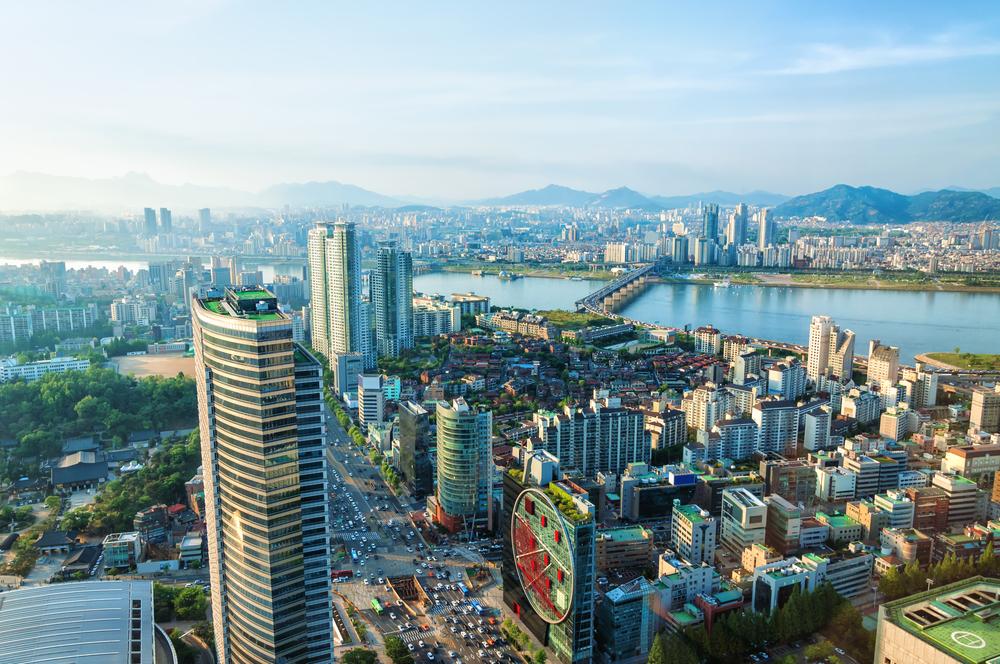仕事も遊びも満喫できるソウルの街!