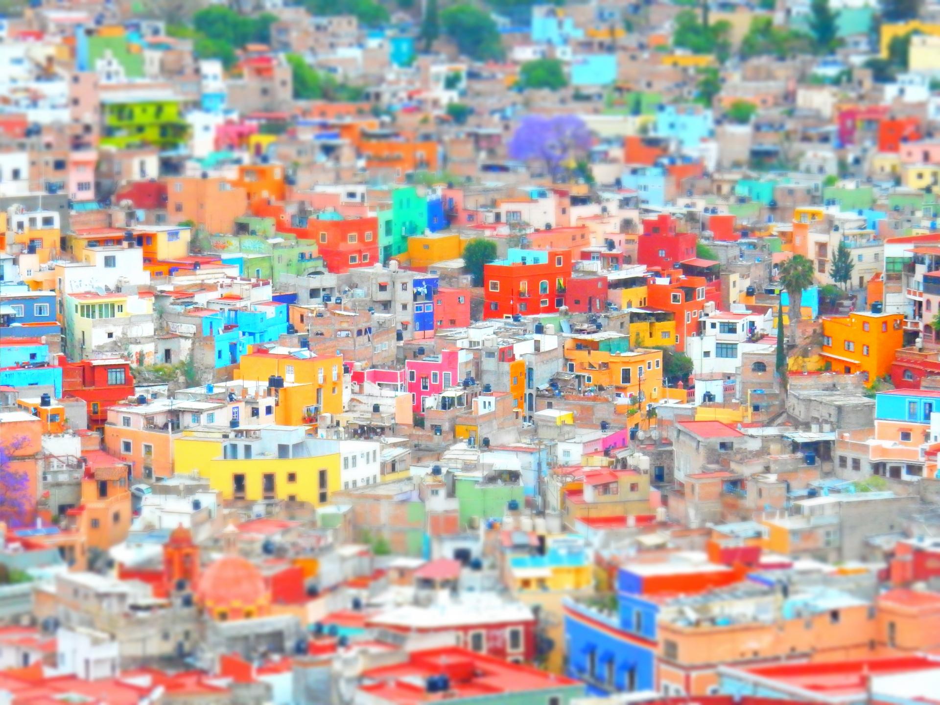 【メキシコ留学・スペイン語】 学生都市グアナファトで、誰よりも濃い思い出を・・+*