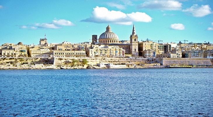 地中海に浮かぶ美しい島マルタ