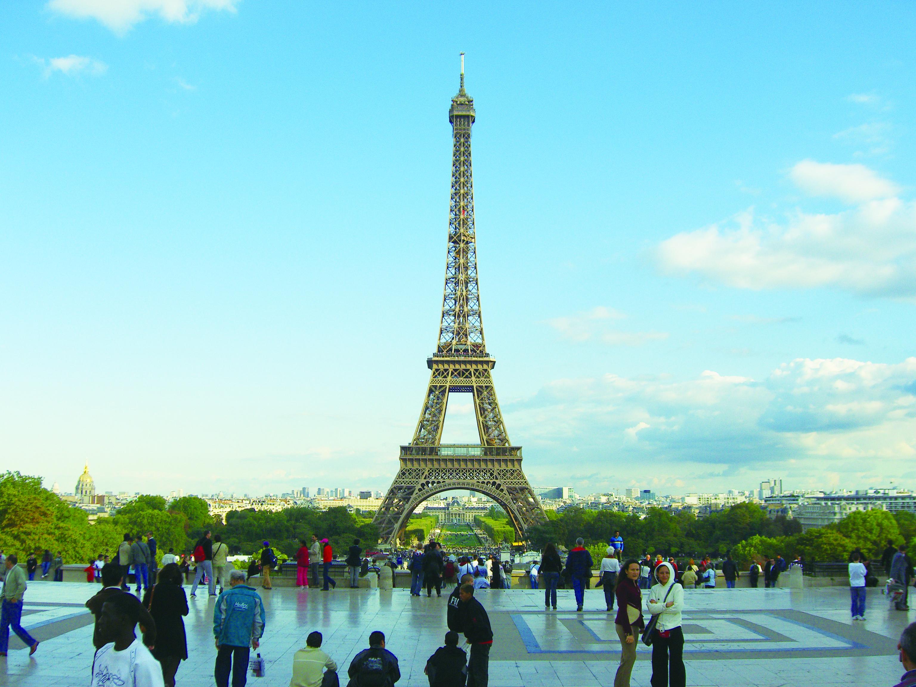 フランスと言えば、この観光地!