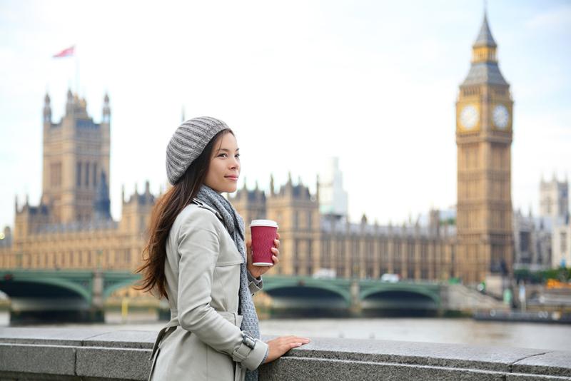 ロンドンなら語学以外に観光も楽しめちゃう♪