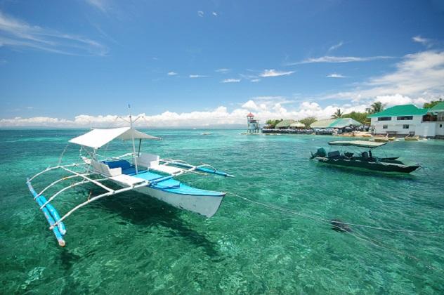 セブ島はリゾート地としても有名です