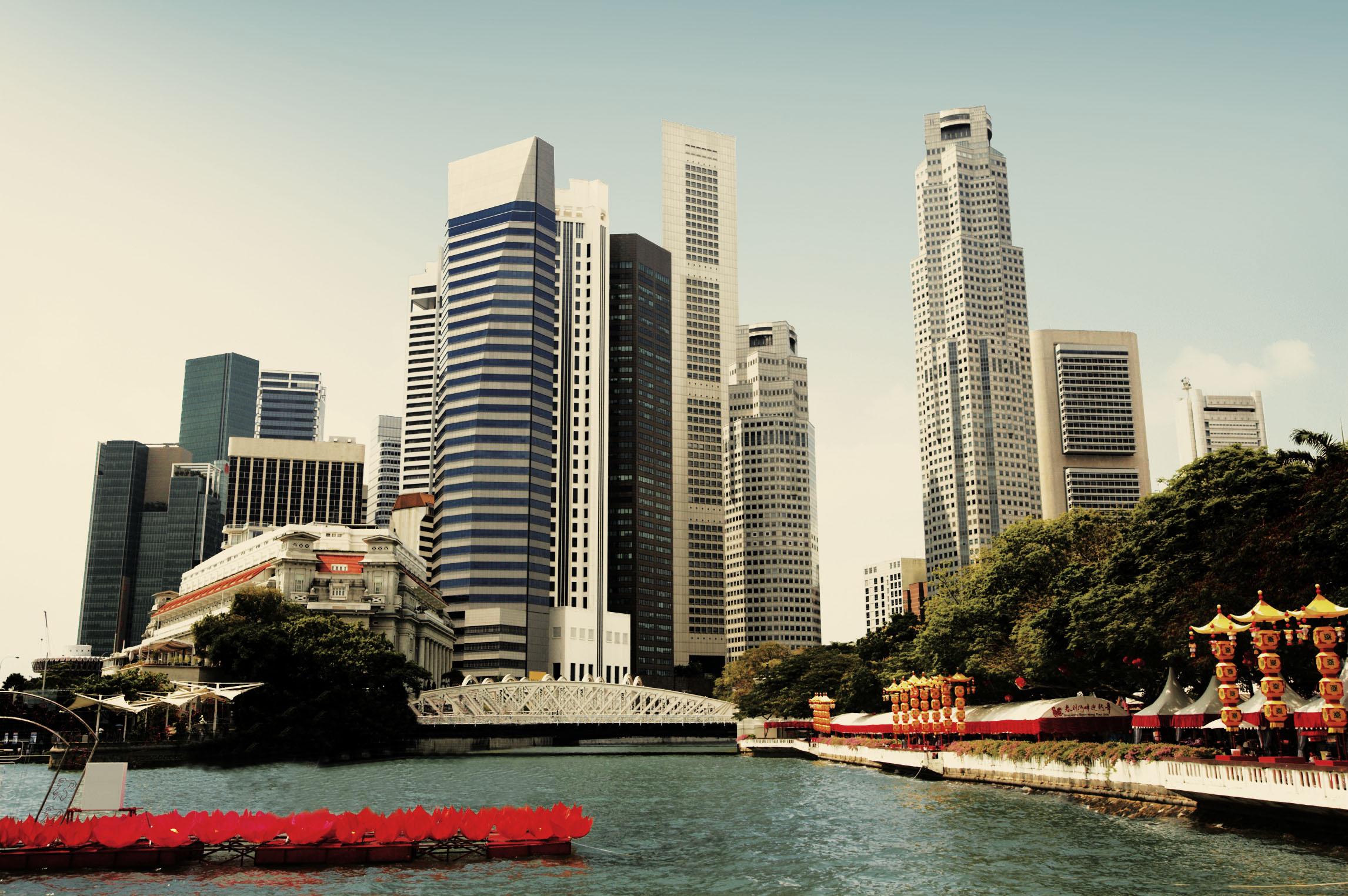 安心のシンガポールでお子さんと一緒に海外生活!【親子留学】