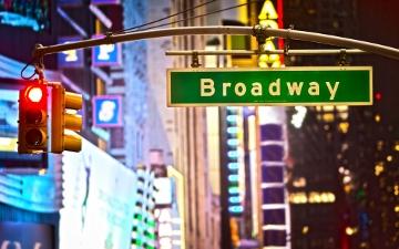 ダンスの本場N.Y.、憧れのブロードウエイ!