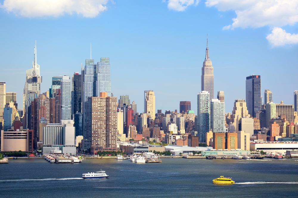 憧れの街「ニューヨーク」
