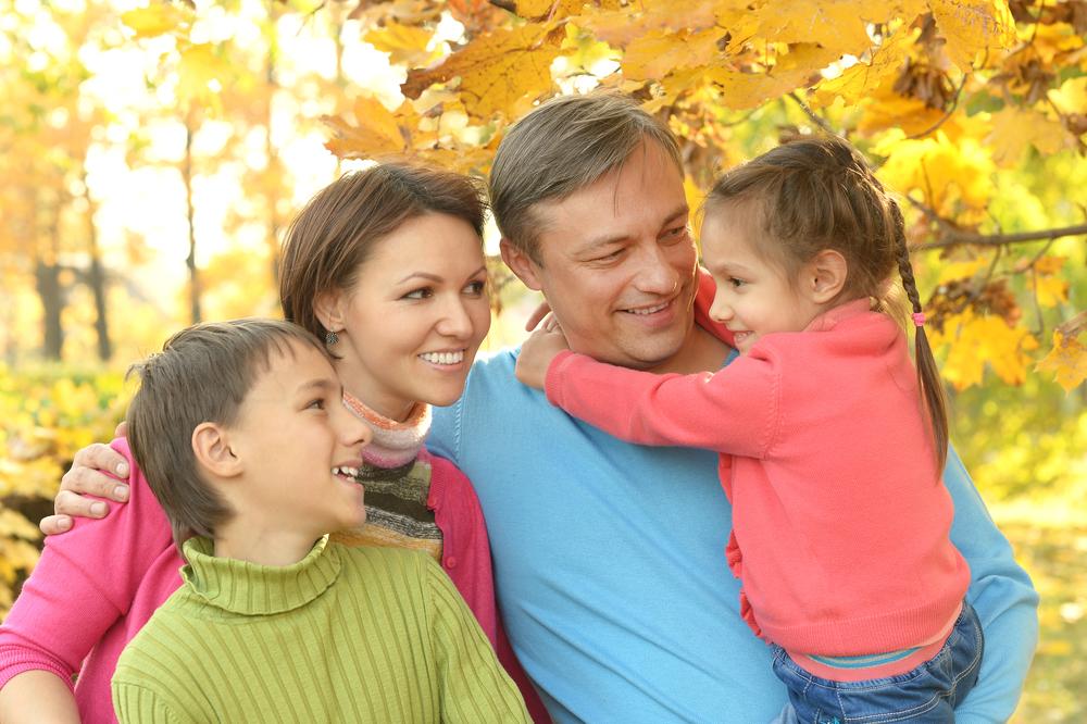 アメリカの家庭でともに生活することで英語力もアップ!