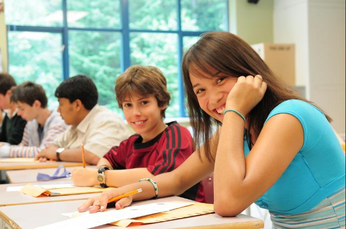 日本人学生が少ないから、英語が伸ばせるチャンス!