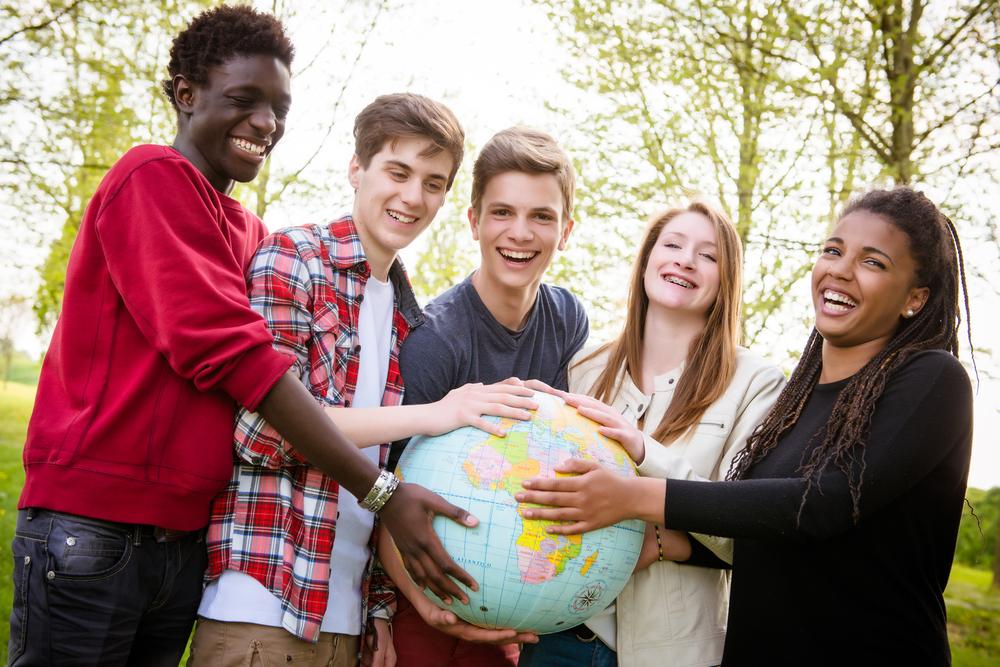 英語を学びながら世界中の留学生と国際交流しよう!