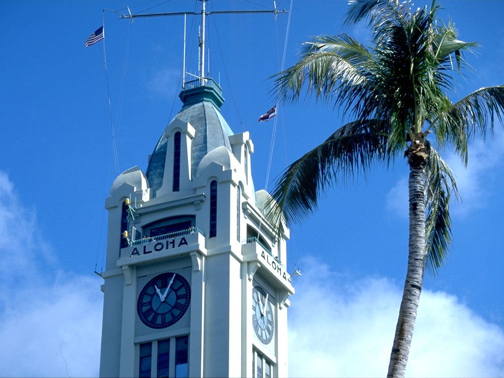 解放感のあるハワイ!