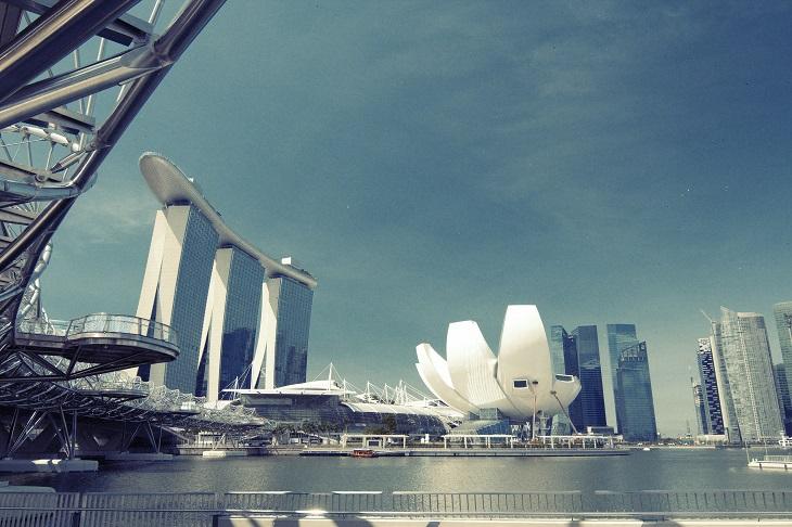 アジアの最先端シンガポールで学ぼう