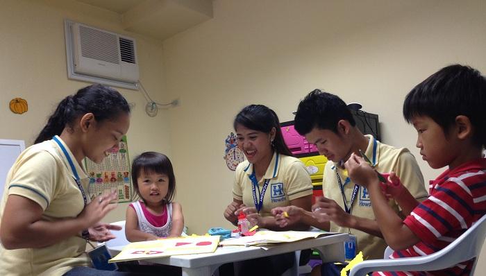 子どもも安心して学習できる環境