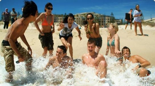 【中長期留学向け】オーストラリアの穴場パースでビーチライフを堪能!