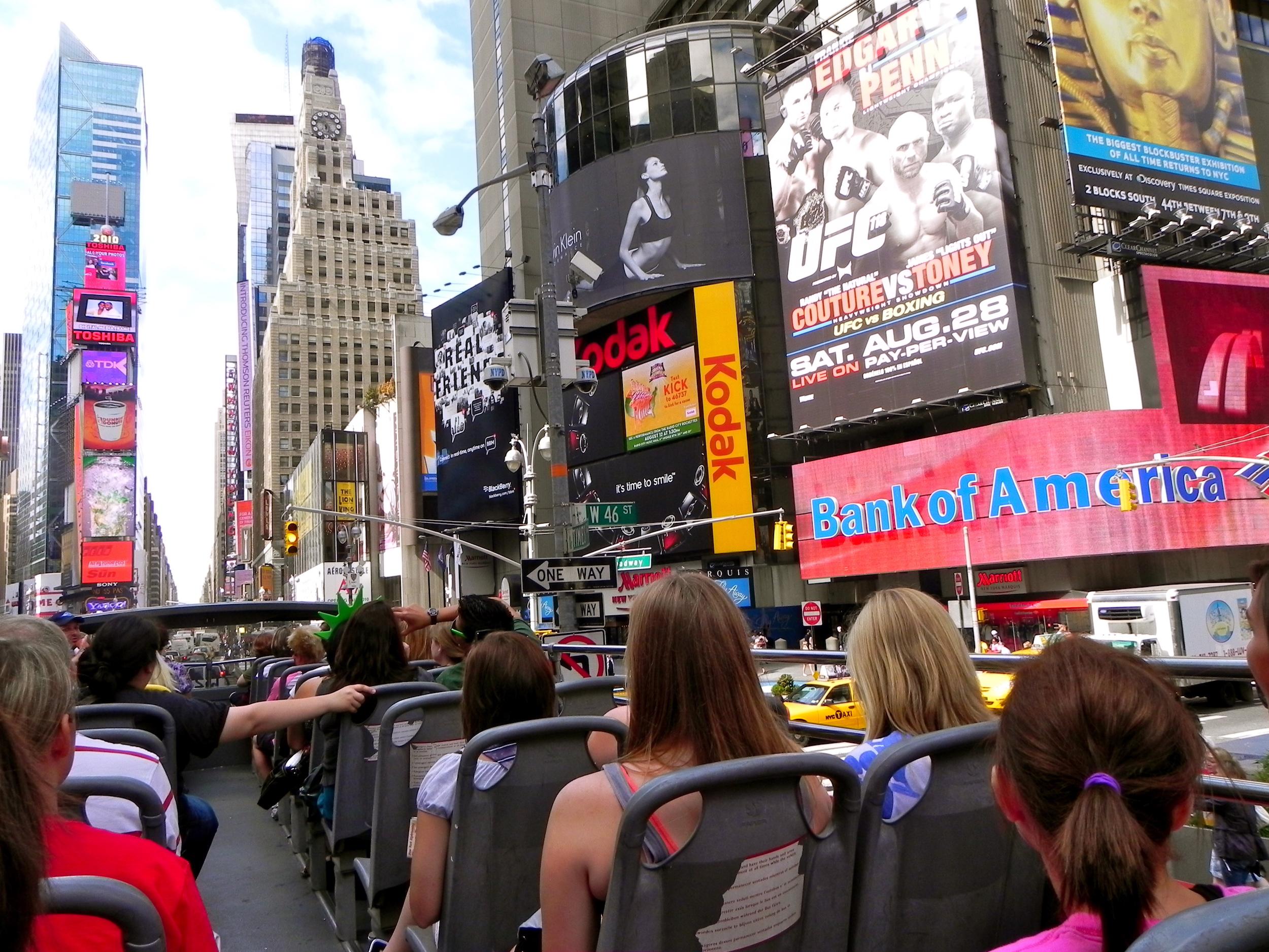 大都会ニューヨークを楽しみ尽くす!充実の欲張り短期留学プラン