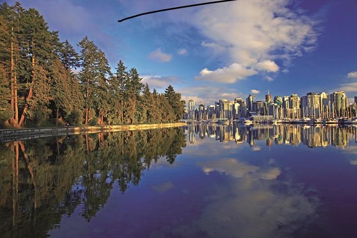 美しい景色が楽しめる州都ビクトリアで留学しよう!