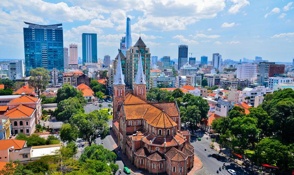 今急成長中の最も熱い国ベトナムでインターンシップ!