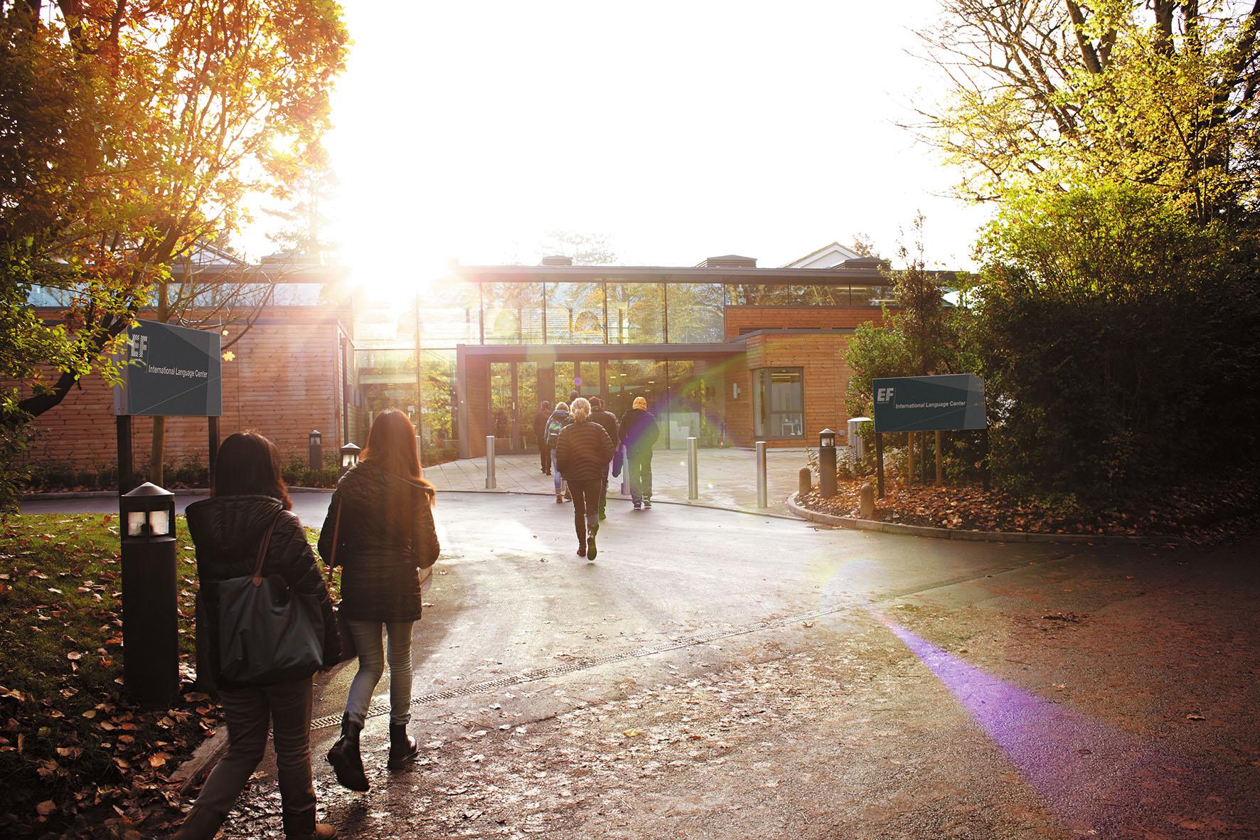 EFオックスフォード校