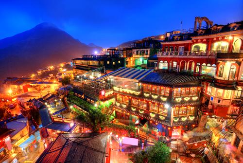 「千と千尋の神隠し」のモデルになった九份のある国台湾