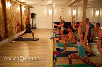 Power Living Yoga