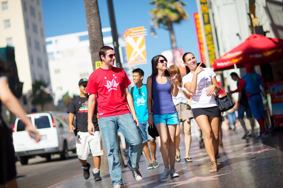 【大学生の休学ロサンゼルス留学】4月、9月から6ヶ月以上の長期留学者向け